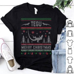 Official Tegu Funny Ugly Christmas Sweater Style sweater