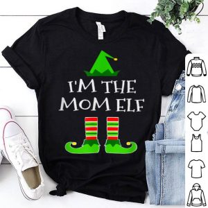 Official The Mom Elf Family Matching Group Christmas Gift sweater