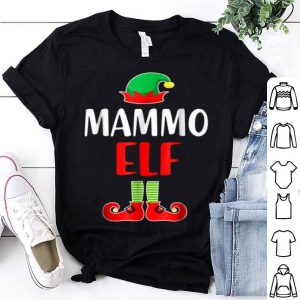 Original Mammo Elf Matching Family Christmas sweater