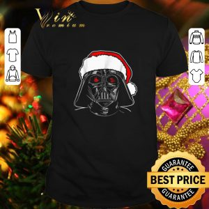 Premium Darth Vader Santa Star Wars Christmas shirt