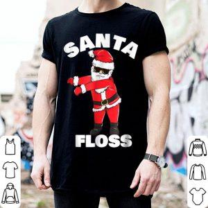 Premium Santa Floss Dance Christmas Pajama Kids Flossing sweater