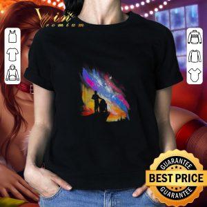 Premium Sunset on Tatooine Colors shirt