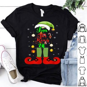 Top I'm The King Elf Gifts Matching Christmas Costume sweater