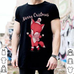 Top Lovely Fox Christmas 2020 - Christmas Foxy Pajama sweater