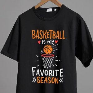 Great Basketball Is My Favorite Season shirt 1