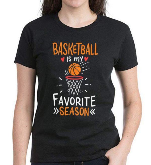 Great Basketball Is My Favorite Season shirt