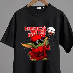 Great Star Wars Baby Yoda New Kids On The Block shirt