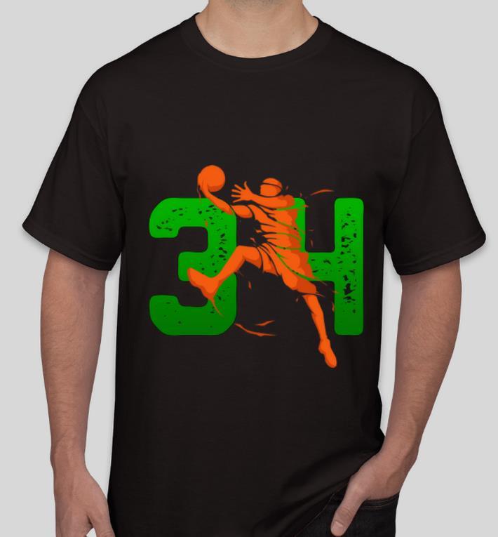 Nice 34 Player Milwaukee Basketball Lovers shirt 4 - Nice 34 Player Milwaukee Basketball Lovers shirt