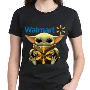 Nice Star Wars Baby Yoda Hug Walmart shirt 2