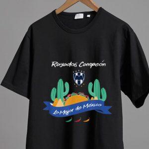 Original Futbol Monterrey Rayados Campeon Lo Mejor De Mexico shirt 1