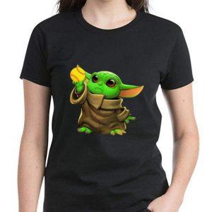 Awesome Baby Yoda Baseball shirt 2