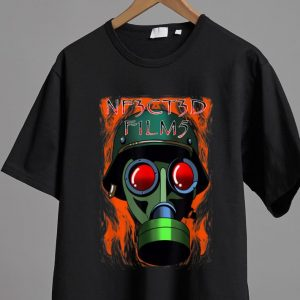 Great Mickey Espinoza's Logo NF3CT3D F1LM5 shirt 1