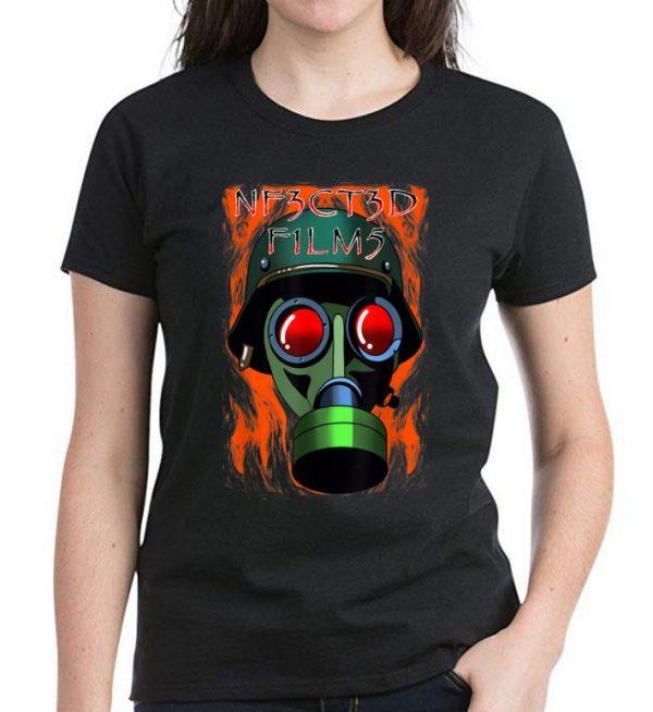 Great Mickey Espinoza's Logo NF3CT3D F1LM5 shirt