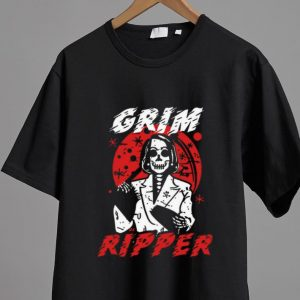 Official Grim Ripper Nancy shirt