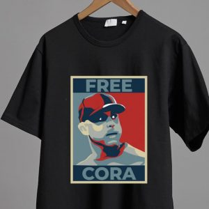Premium FREE CORA shirt 1
