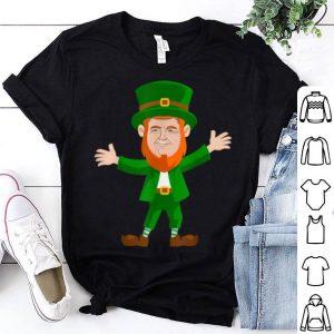 Premium Trump Leprechaun Funny St. Patricks Day shirt