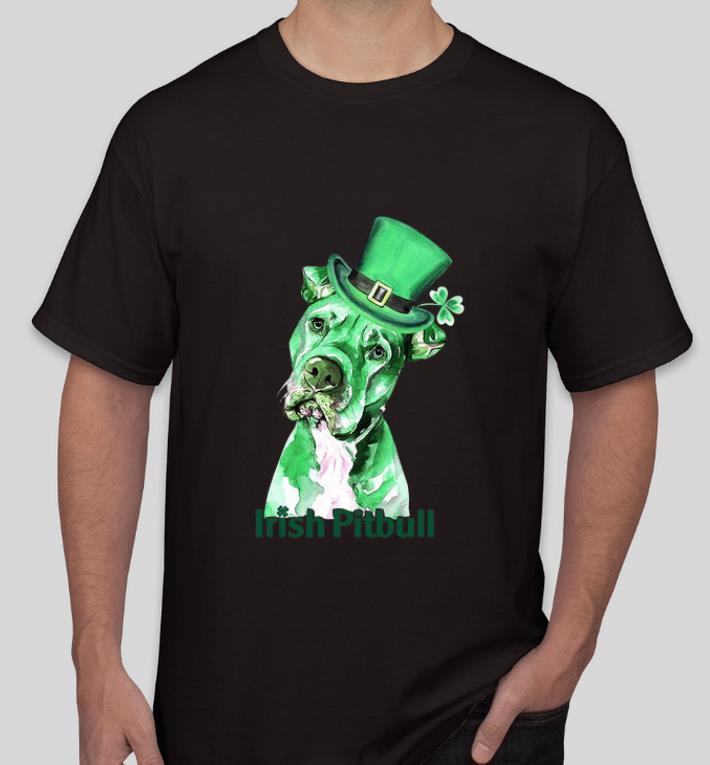 Premium irish pitbull st patrick s day shirt 4 - Premium irish pitbull st patrick's day shirt
