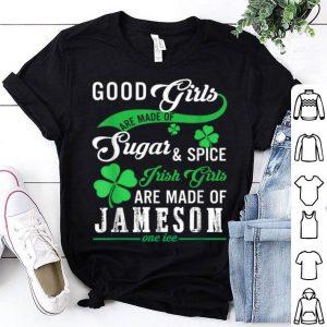 Pretty Saint Patrick's Day Irish Girls Gift shirt