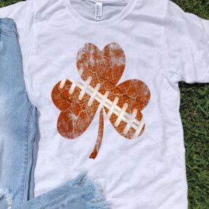 Pretty Vintage American Football St Patricks Day Sports Player Gift shirt