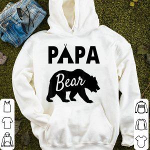 Beautiful Mens Papa Bear Mama Bear Baby Bear Papa Bear For Men shirt