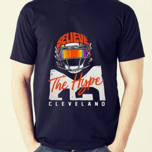 Great Believe Cleveland Cavaliers The Hype shirt 1