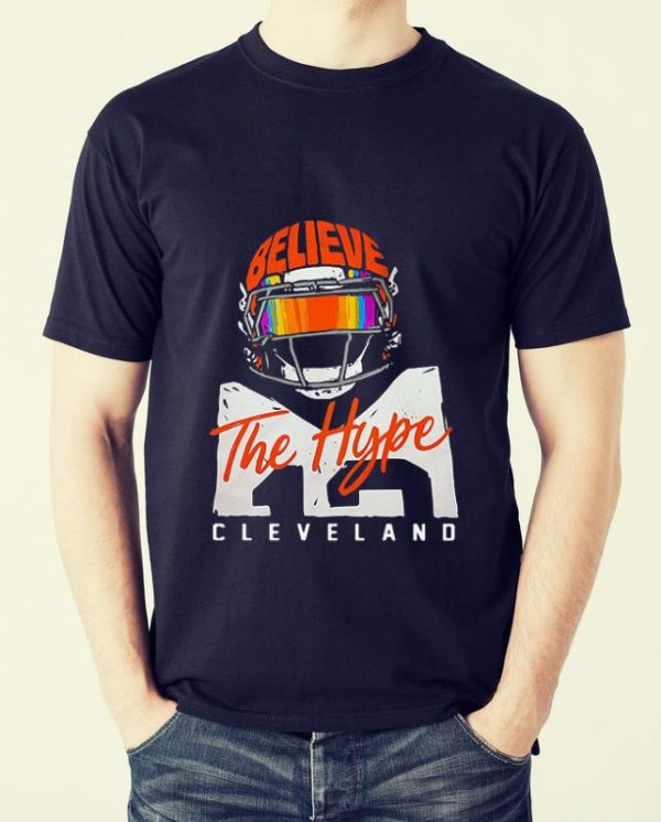 Great Believe Cleveland Cavaliers The Hype shirt