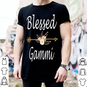 Official Blessed Gammi Mothers Day Gifts shirt