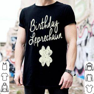 Premium St Pattys Day Birthday Leprechaun For Girls & Women shirt