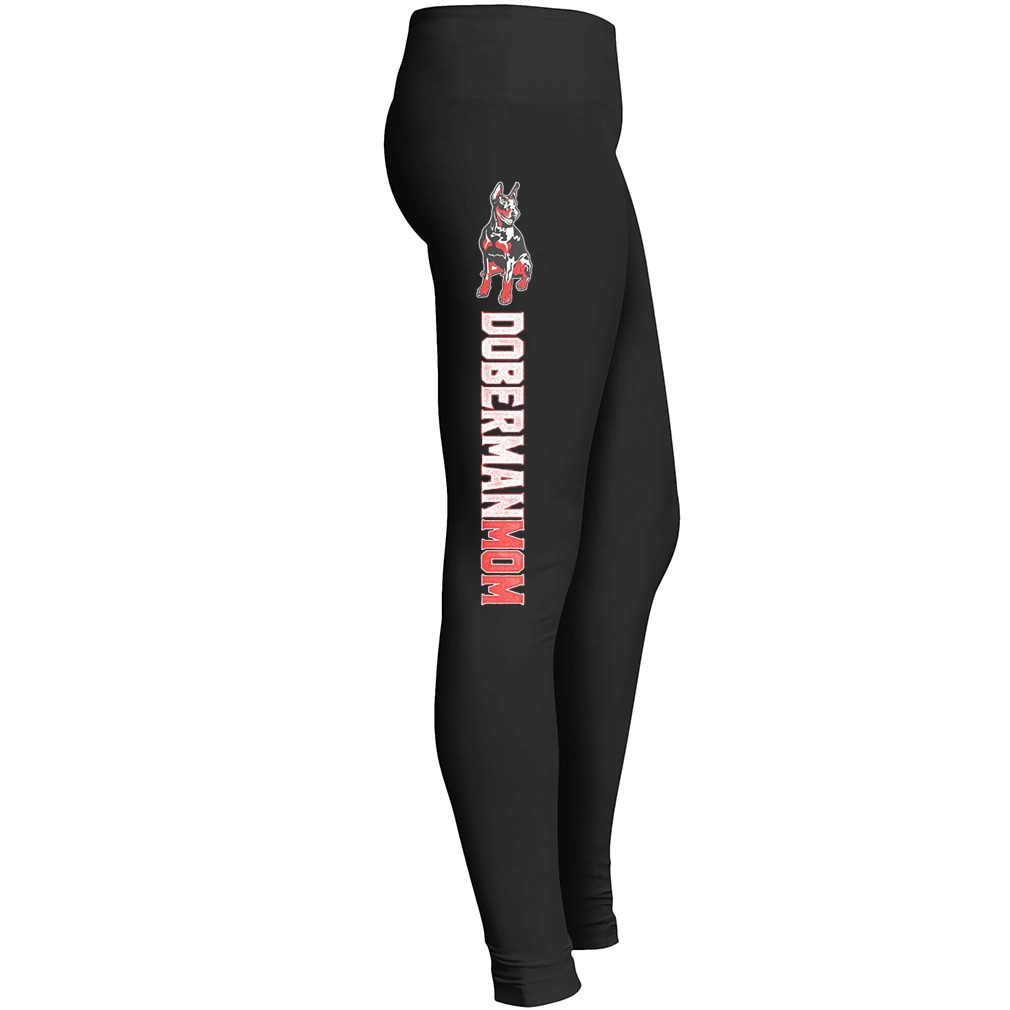 Doberman MOM leggings Leggings