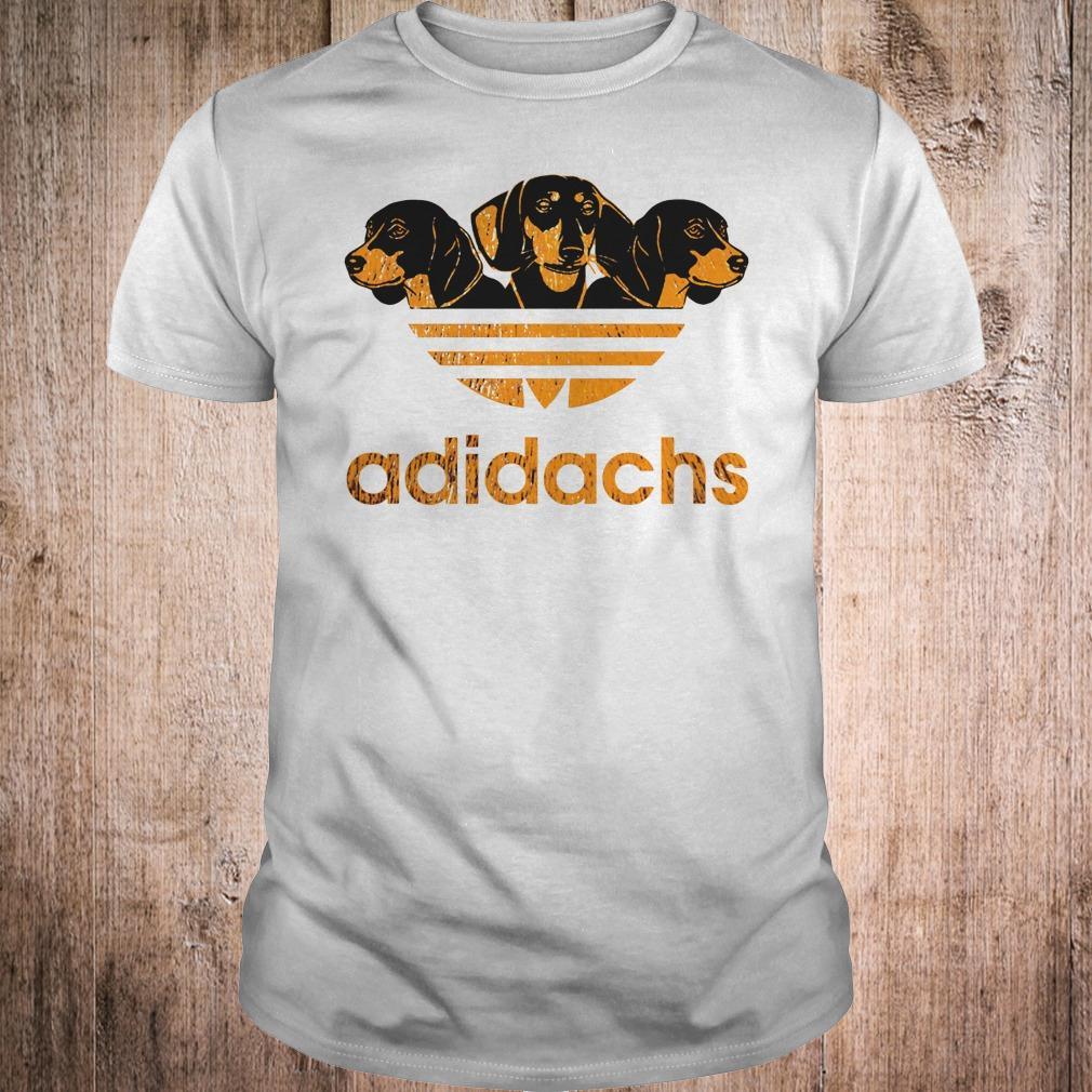 AdiDachshund Adidas mashup Dachshund shirt Classic Guys / Unisex Tee