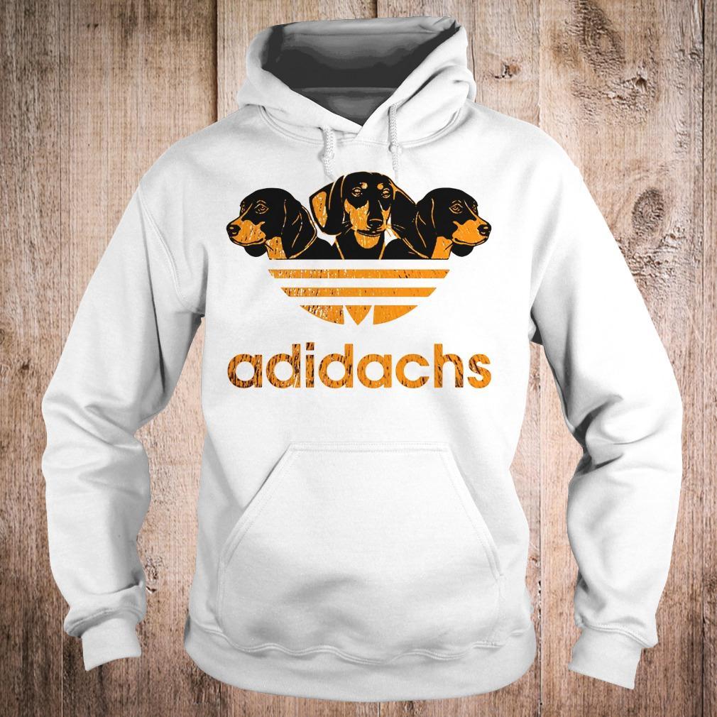 AdiDachshund Adidas mashup Dachshund shirt Hoodie