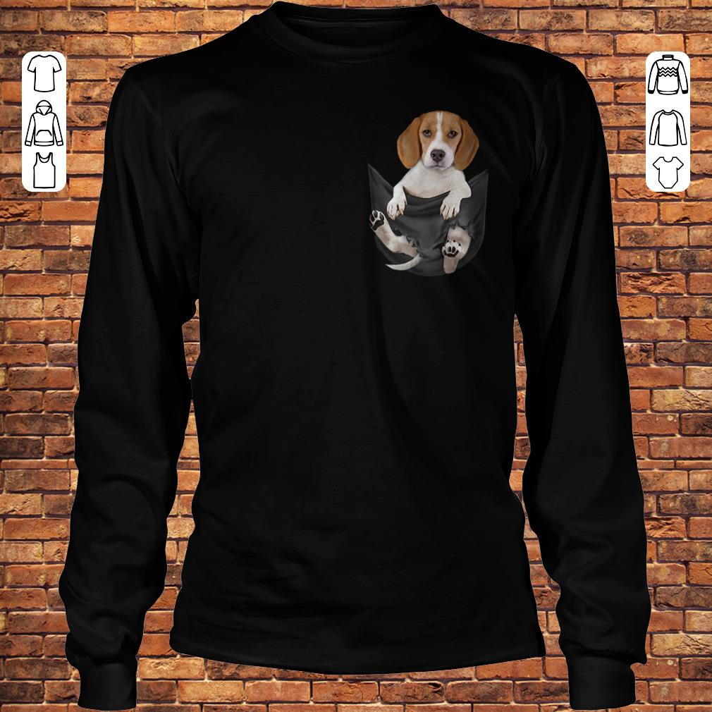 Beagle Tiny Pocket shirt