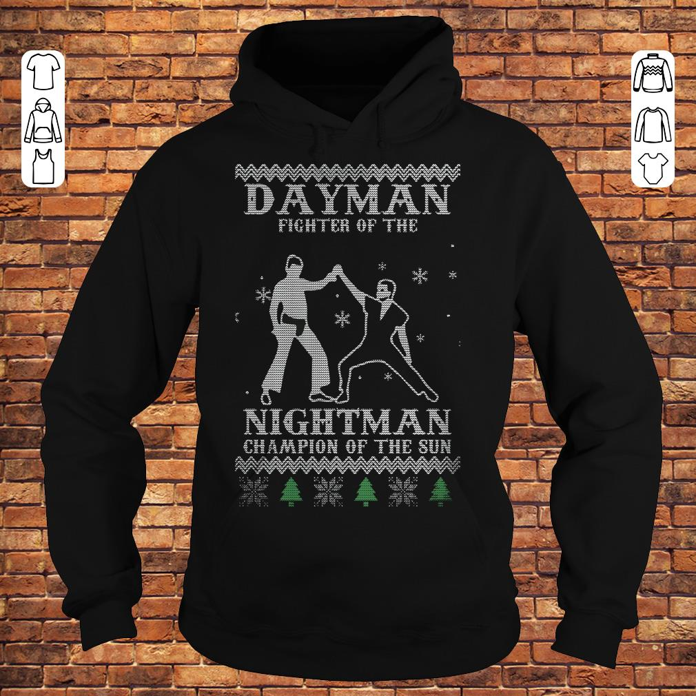 Dayman fighter of the nightman Champion of the sun shirt