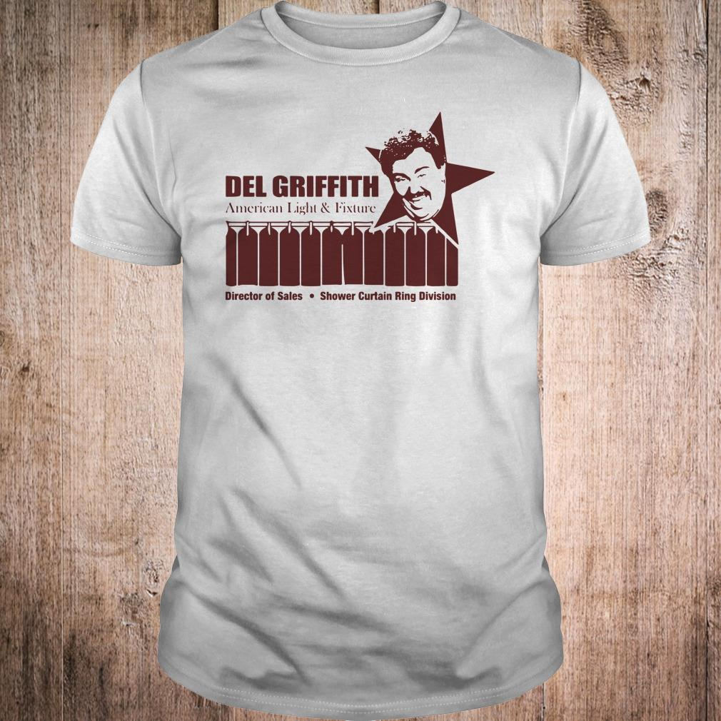 Del Griffith American Light and Fixture shirt Classic Guys / Unisex Tee