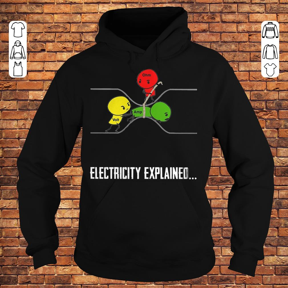 Electricity Explained shirt