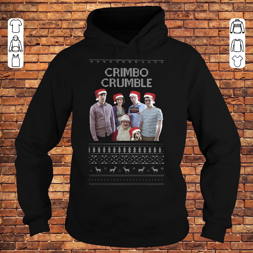 Friday Night Dinner Crimbo Crumble shirt