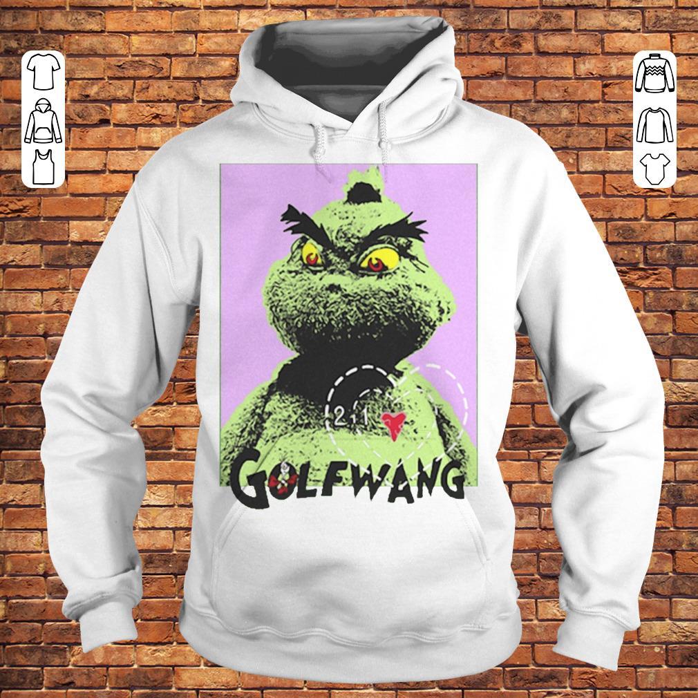 Golf Wang Grinch shirt Hoodie