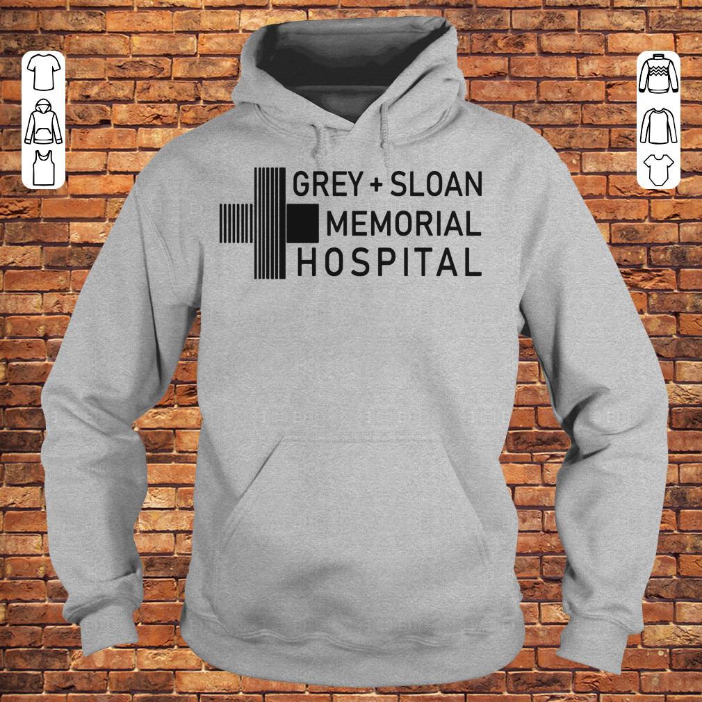 Grey sloan memorial hospital shirt, hoodie Hoodie