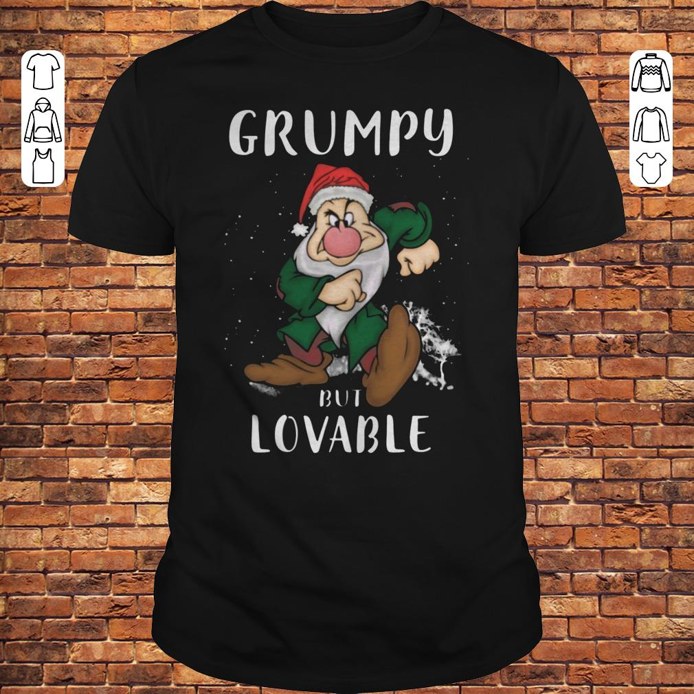 Grumpy but lovable Shirt
