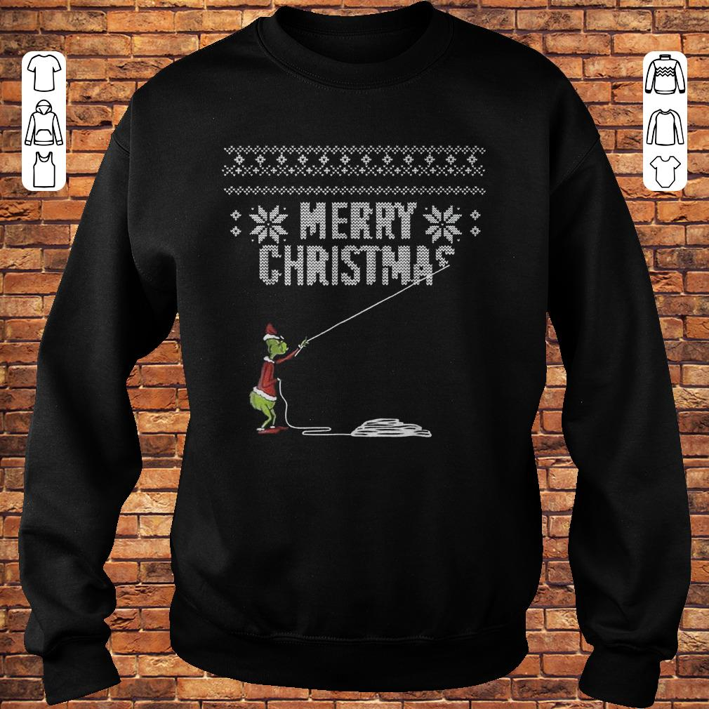 How Grinches Stole Christmas Sweater Shirt