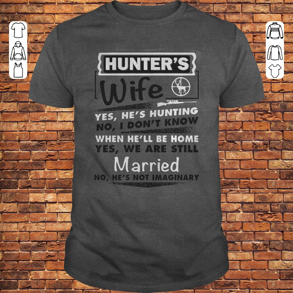 Hunter's Wife Shirt