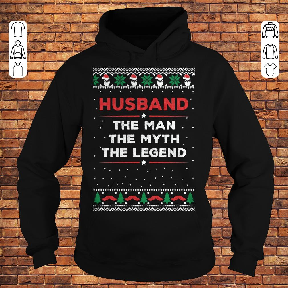 Husband The Man The Myth The Legend Sweater Shirt Hoodie