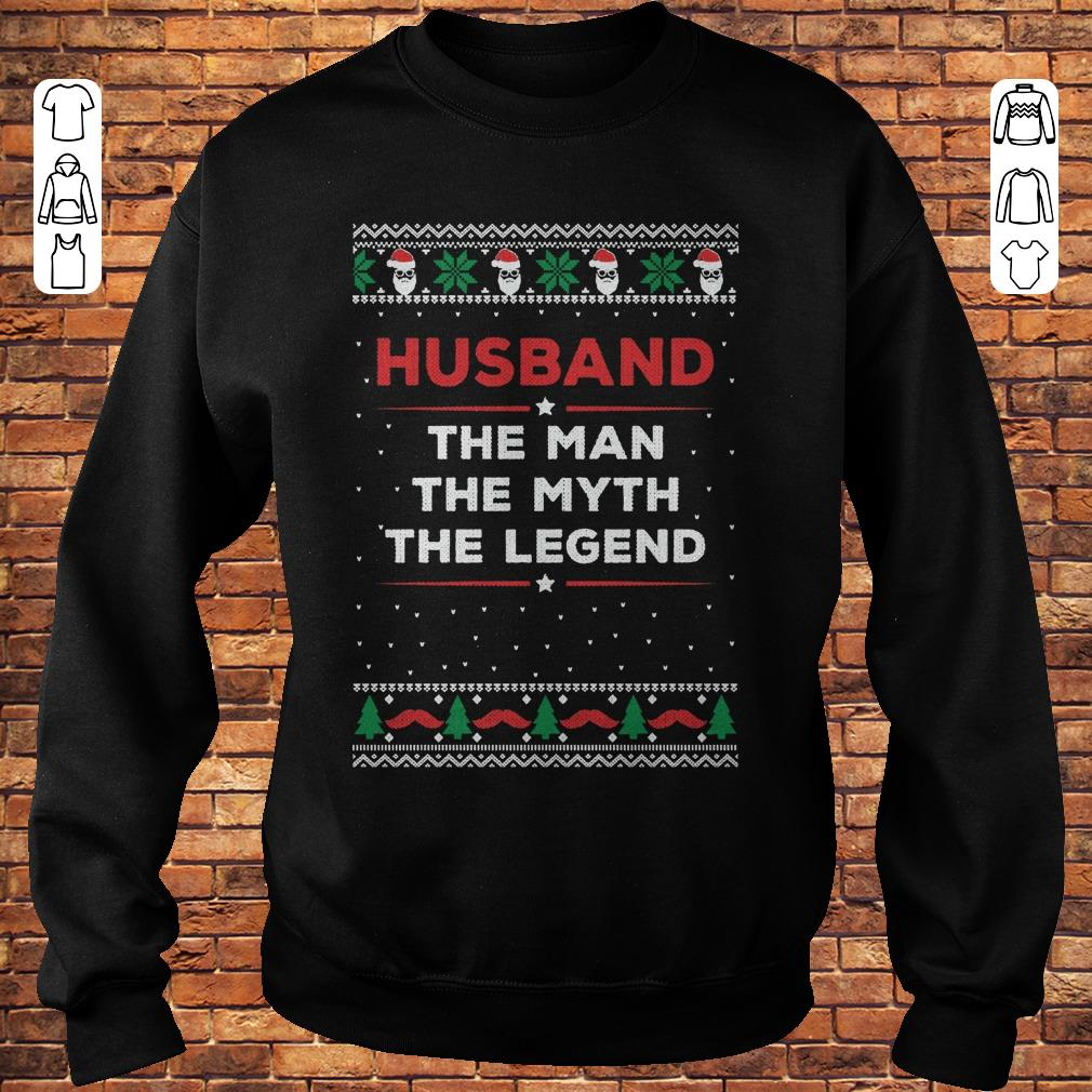 Husband The Man The Myth The Legend Shirt