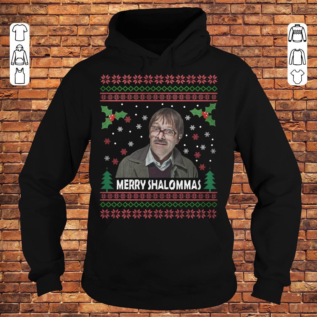 Jim Bell Merry Shalommas Shirt Hoodie