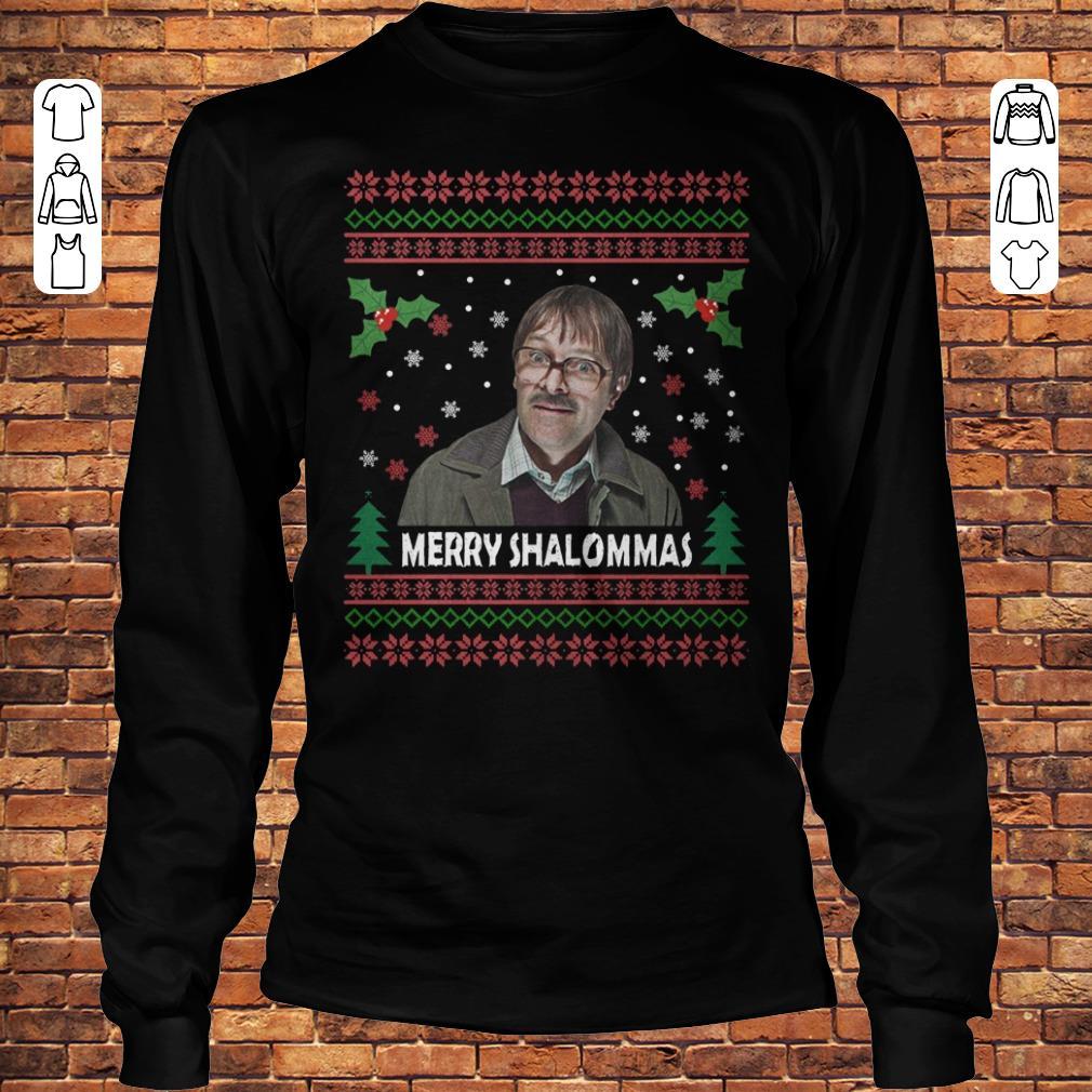 Jim Bell Merry Shalommas Shirt Longsleeve Tee Unisex