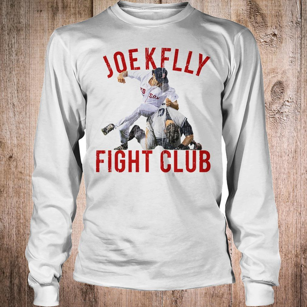 Joe Kelly Fight Boston Baseball Club shirt Longsleeve Tee Unisex