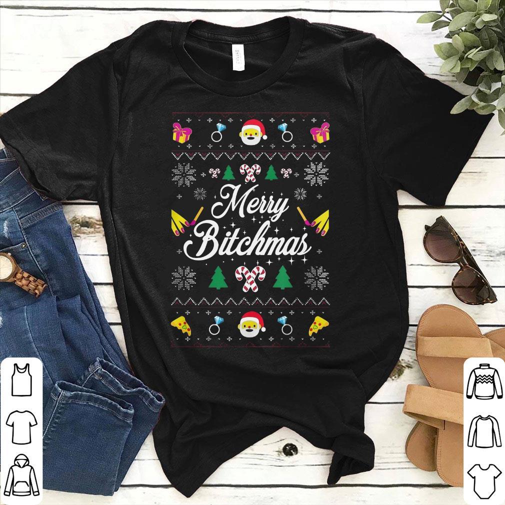 Merry Bitchmas Sweater shirt
