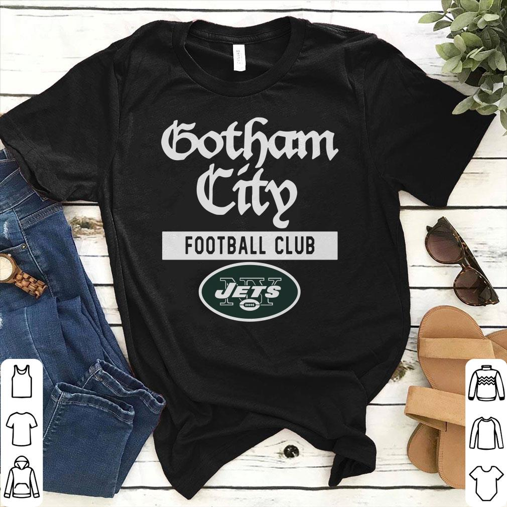 5b77dd983 New York Jets Gotham City Football club shirt
