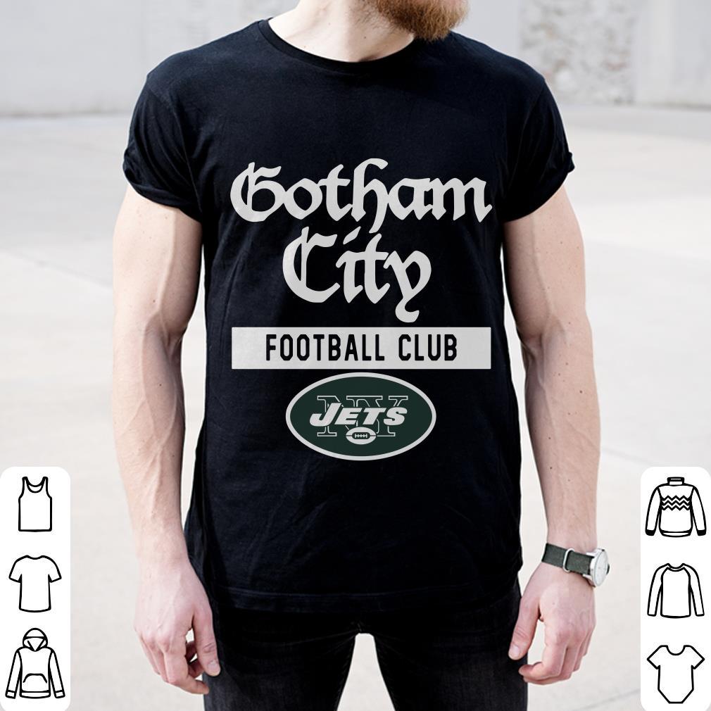 New York Jets Gotham City Football club shirt 1