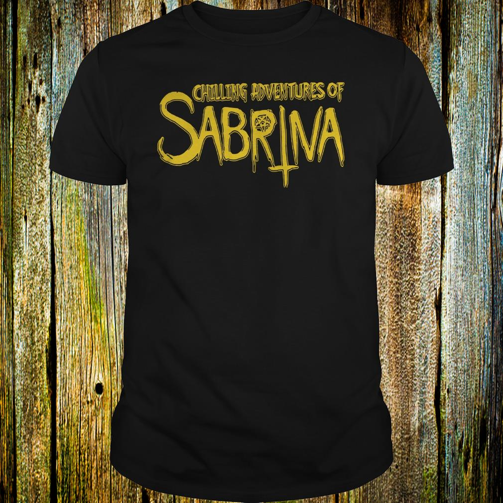 Original Chilling Adventures Of Sabrina shirt Classic Guys / Unisex Tee
